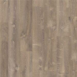 Quick-Step Pulse Click Dąb burza piaskowa brązowy PUCL40086