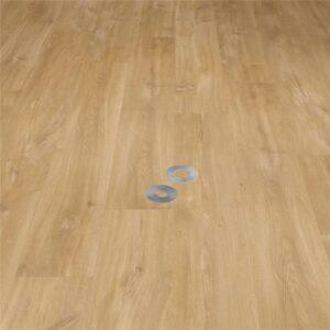 Rozetka maskująca otwór wokół rury, stalowa (diam. 22 mm)